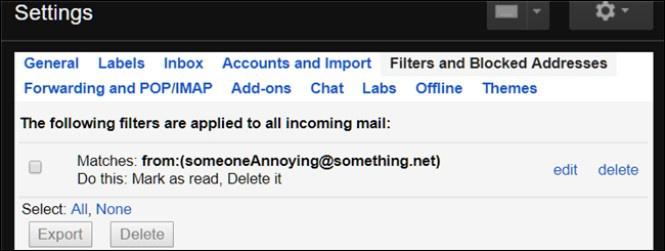 Cách xóa các thư gây phiền nhiễu trong Gmail - ảnh 4