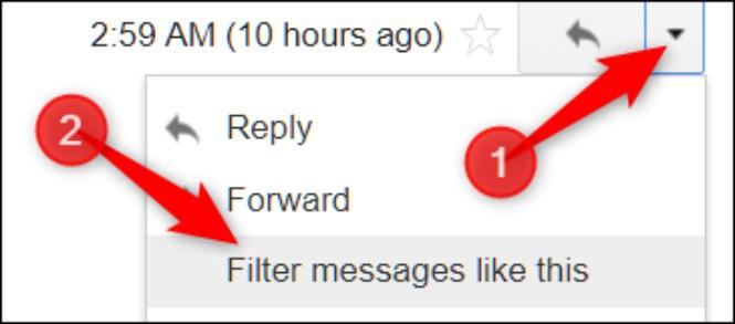 Cách xóa các thư gây phiền nhiễu trong Gmail - ảnh 2