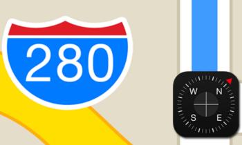 Cách kích hoạt tính năng la bàn trong Apple Maps | Công nghệ