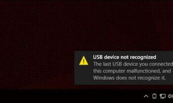Cách chẩn đoán lỗi USB Device Not Recognized trong Windows   Công nghệ