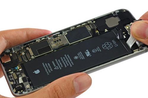 Cách kiểm tra pin iPhone 6 đã sạc bao nhiêu lần - ảnh 1