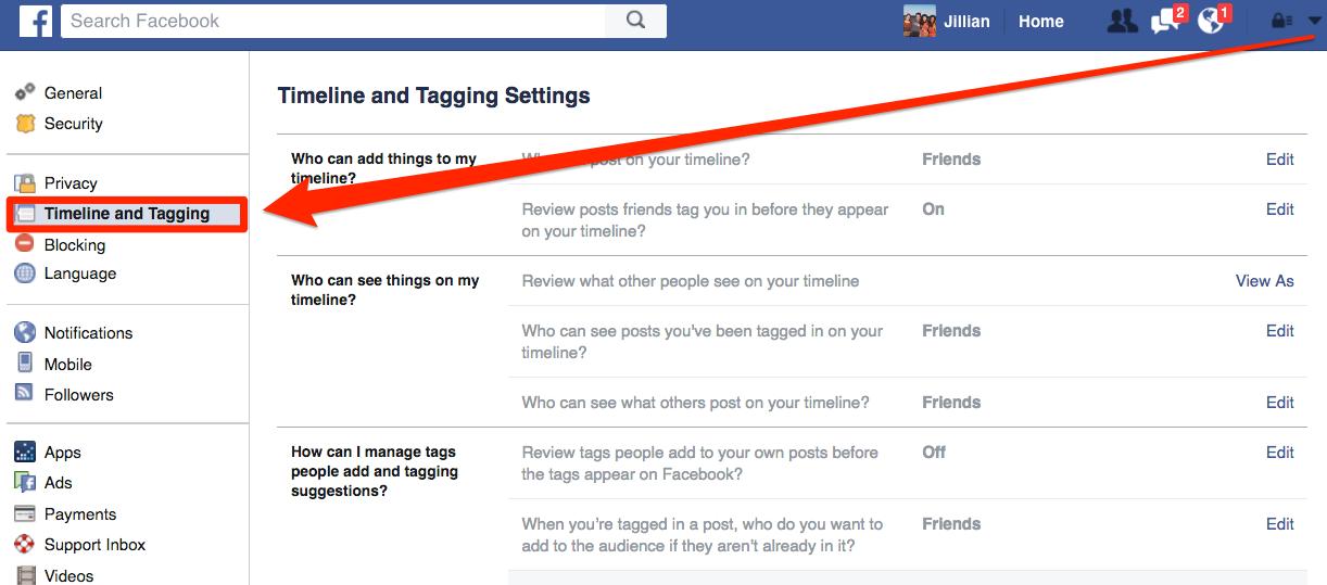 Cách ngăn chặn Facebook tự động gắn thêm bạn vào trong ảnh - ảnh 1