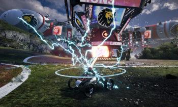 Game đua xe bắn súng tuyệt đẹp Switchblade đã cho đăng ký thử nghiệm